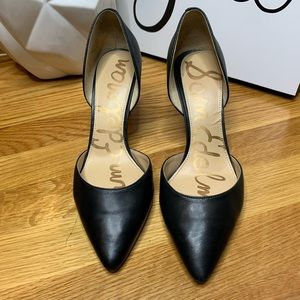 Sam Edelman Tesla Leather Pumps